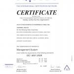IQNET-9001-2008